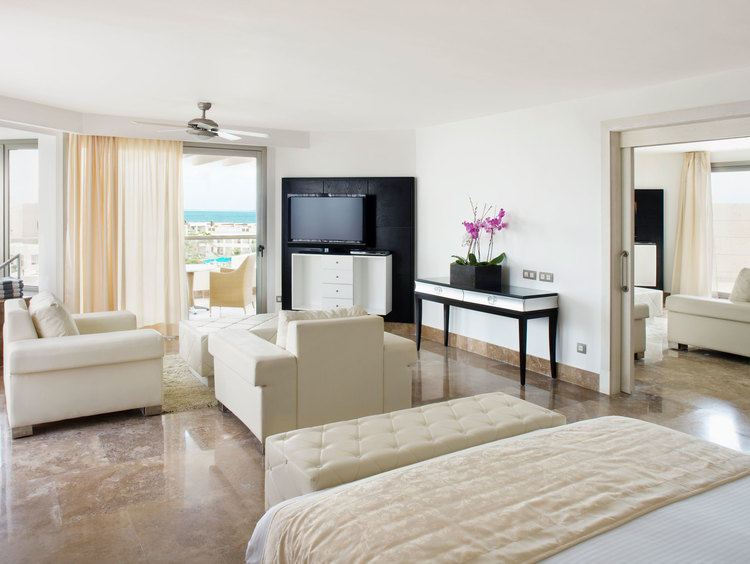 Our Largest and Most Luxurious Suites at Beloved Playa Mujeres