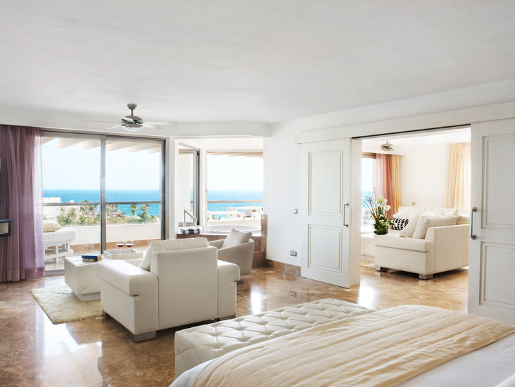 Penthouse Suites in Cancun